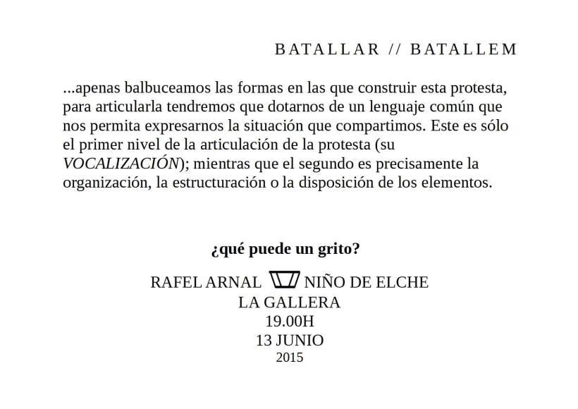 batallar